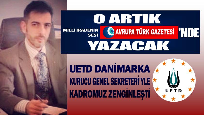 safak gormez avrupa turk gazetesinde