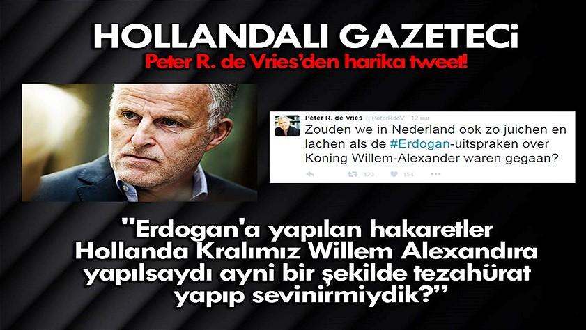 cb erdogan hakaret karikatur peterrdevries cevap haber kapak