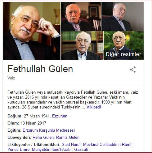 google-fgulen