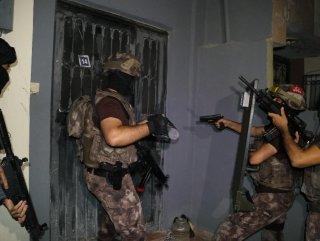 Silopi'de terör operasyonu: 19 gözaltı
