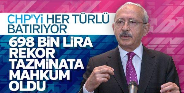 Kılıçdaroğlu, kaybettiği davaları kazanacağına inanıyor