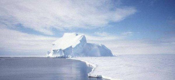 Antartika'da gizli dağlar ve vadiler keşfedildi