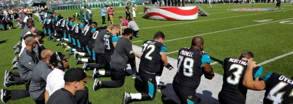 Trump'ın hedefinde yine NFL sporcuları var