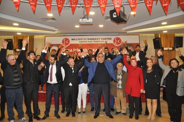 297 kişi İyi Parti'den MHP'ye geçti