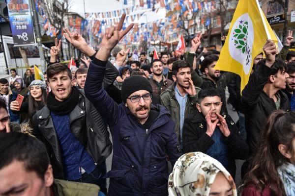 Bakırköy'de HDP mitingi