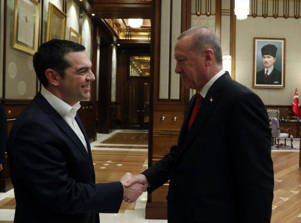 Çipras iki günlük ziyaret için Türkiye'de