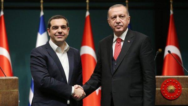 Çipras: Kıbrıs'ın kaynakları Türklere ve Rumlara ait
