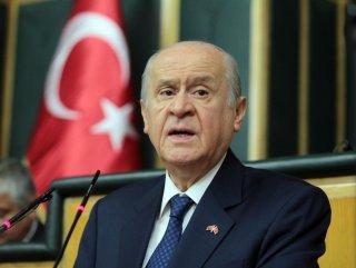 Devlet Bahçeli: Türkiye'de Kürdistan diye bir yer yoktur