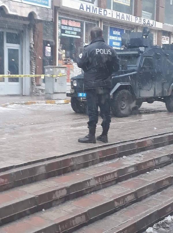 Doğubayazıt'ta iki grup arasında silahlı çatışma