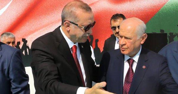 Erdoğan ile Bahçeli ortak miting yapacak