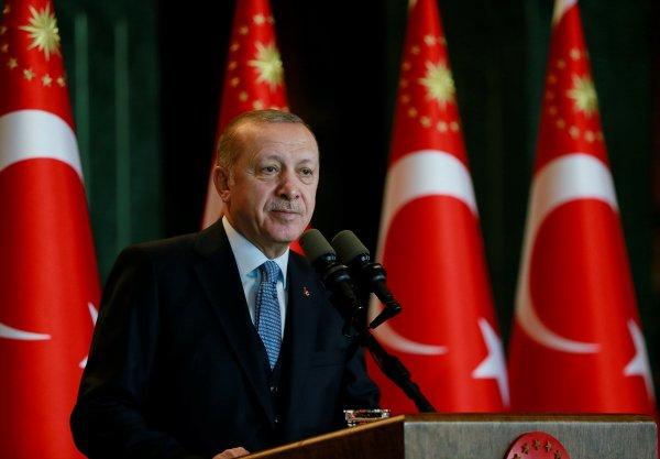Erdoğan'dan kaymakamlara: Telefonunuz kapalı olmasın