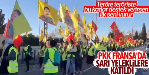 Fransa YPG'li terörist dostları mağdur olmasın istiyor
