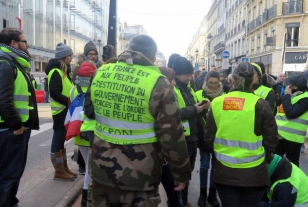 Fransa'da 24 saat grev ilan edildi