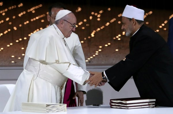 Katolik muhafazakarlar Papa'ya kızdı