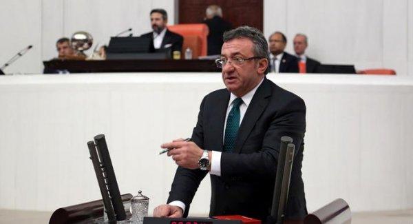 Meclis'te 'Sayın Öcalan' tartışması