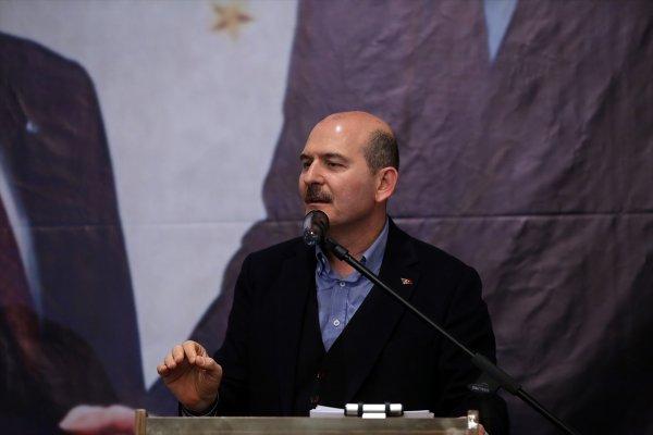 Süleyman Soylu: HDP, PKK ve FETÖ sizi tezgaha getirdi