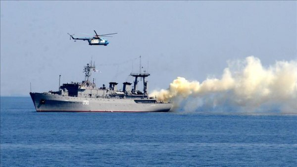 Turkish forces take part in Pakistan-hosted naval drill