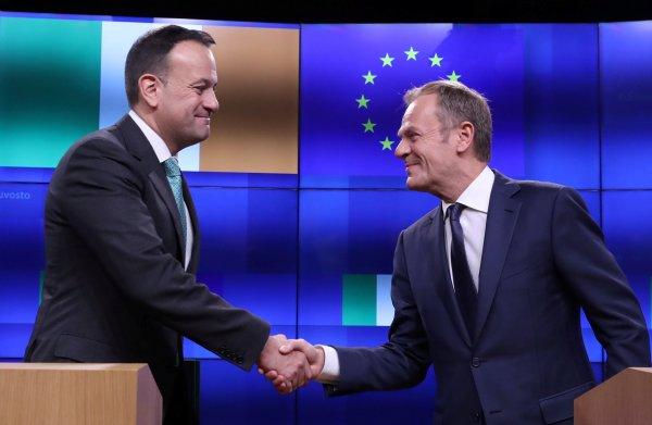 Tusk: Brexit'i isteyenlerin cehennemdeki yeri hazır