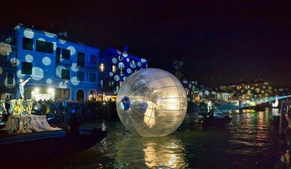 Venedik karnavalı başladı
