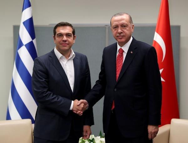 Yunanistan Başbakanı Çipras Türkiye'ye geliyor