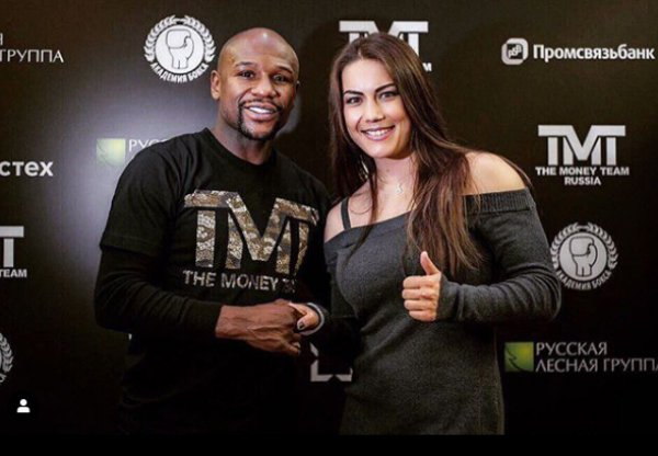 Kazak boksör Putin ile dövüşmek istediğini söyledi