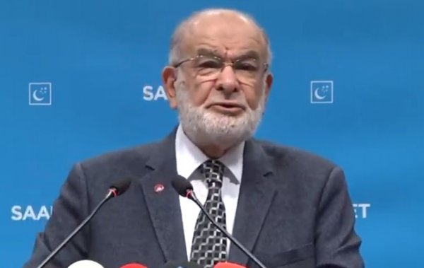 Temel Karamollaoğlu: Saadet Partisi seçimin kazananıdır