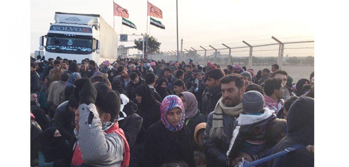 Alman vekil: Biz de Türkleri geri göndeririz