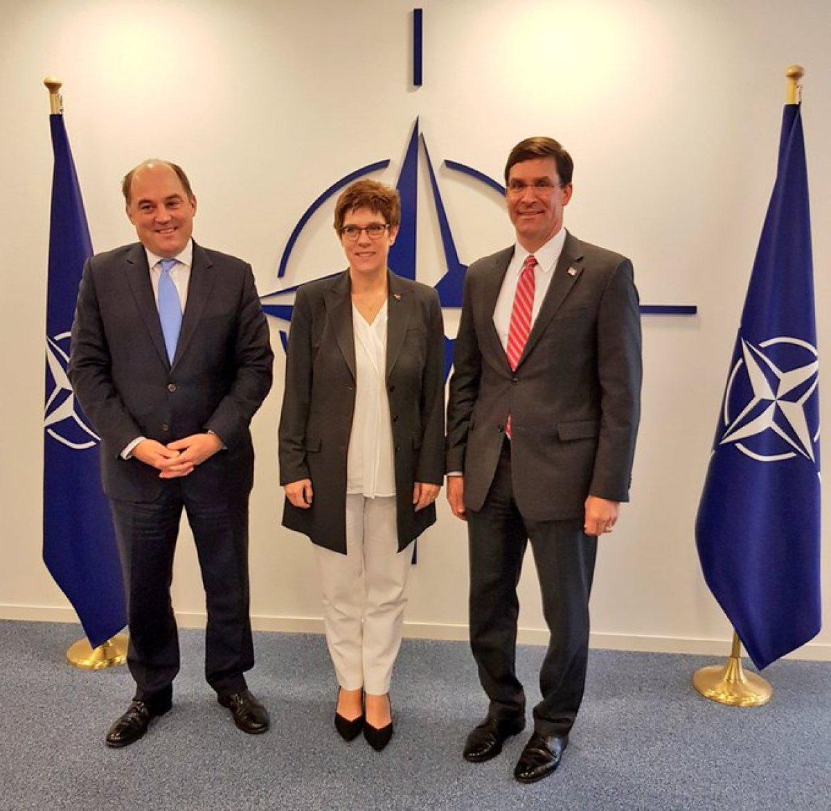 Almanya'dan BM kontrolünde güveni bölge teklifi