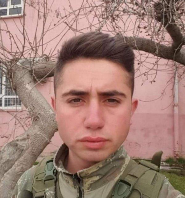 Barış Pınarı Harekatı'nda bir asker şehit oldu