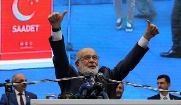 Karamollaoğlu'nun genel başkanlık yorumu