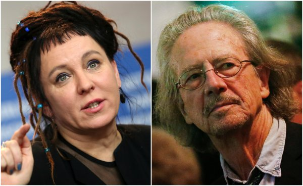 Nobel Edebiyat Ödülü'nün kazananları belli oldu