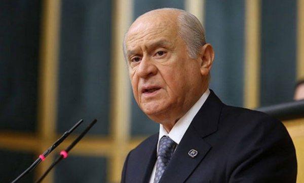 MHP Lideri: Öcalan neyse Bağdadi ve Gülen aynısıdır