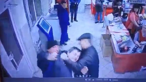 Rusya'da oyuncak silahla soygun