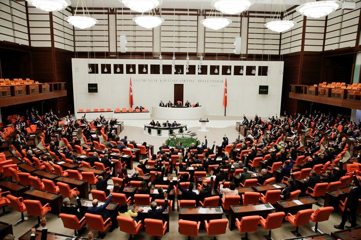 TBMM'de HDP hariç tüm partilerden ABD'ye kınama