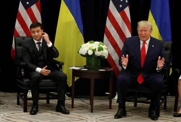 Trump, Zelensky'yi Beyaz Saray'a davet etti